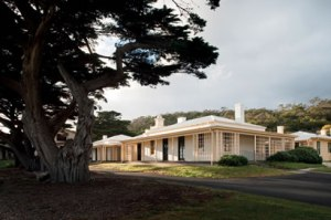 Point Nepean Quaratine Station Administration building day - low res