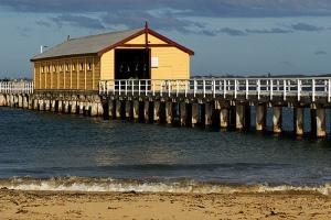 Queenscliffe jetty