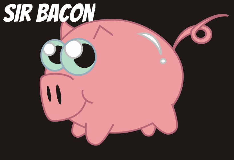 Sir Bacon - word