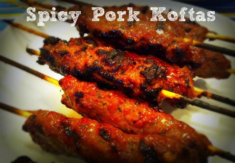 spicy kofta