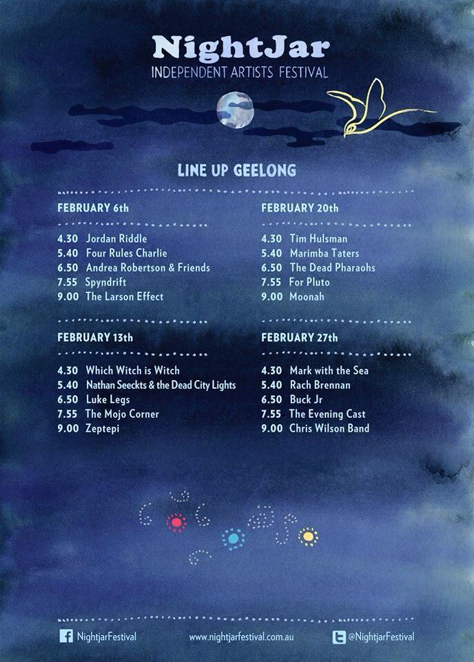 Nightjar Geelong